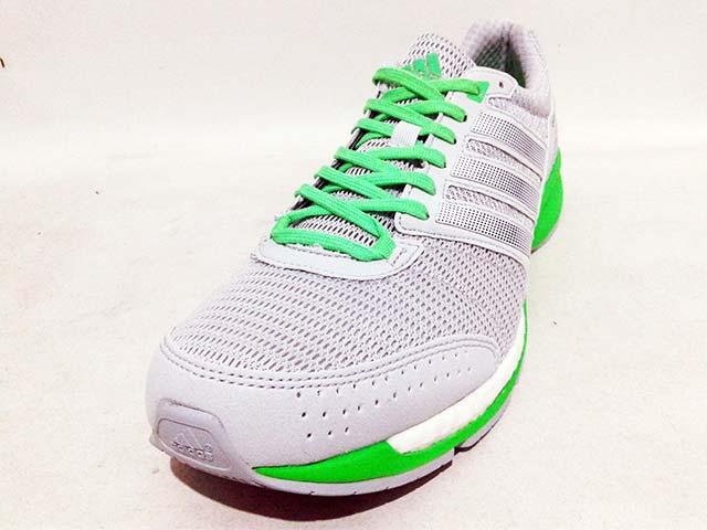 timeless design 068b0 2f490 Sepatu Running Adidas Adizero Ace 7 Mens M29475 Grey Green ...