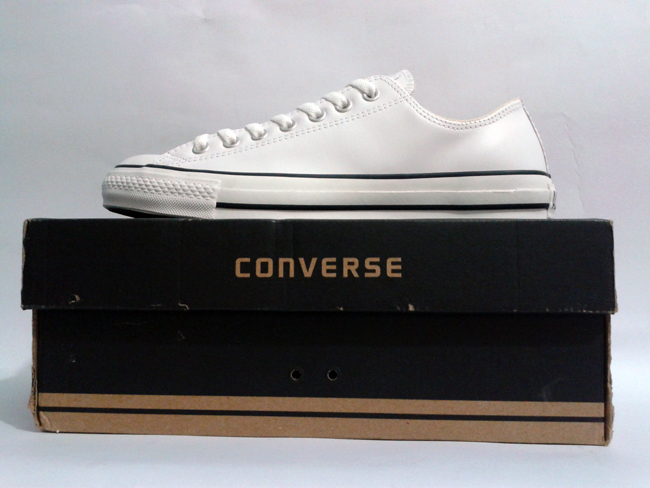 Home / casual / sepatu converse ct as leather ox white