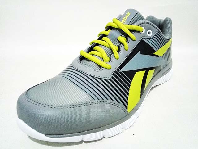 Sepatu Running Reebok Z Fusion Inspired LP Mens AR2254 Flat Grey Vital Green Harga: Rp. 799.000 Rp. 285.000. Tersedia : - 1 Pasang Ukuran 42