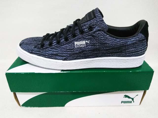 Sepatu Classic Gudang Basket Royal Tiger Black Puma Mesh sodCxBthQr