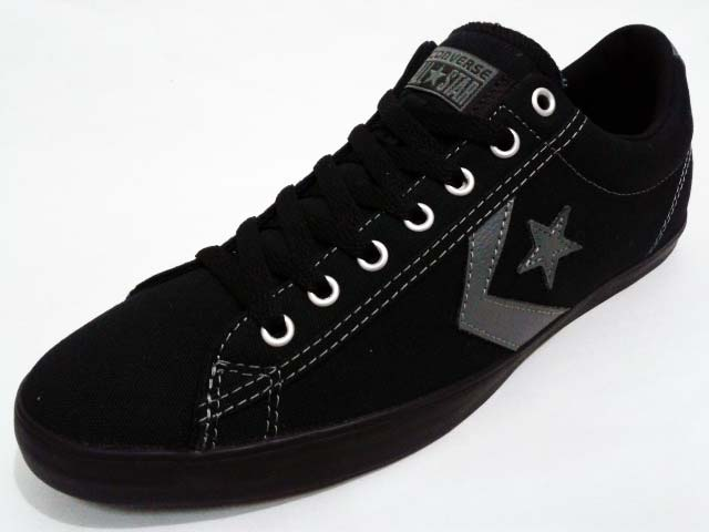 Ox Black Lp Sepatu Player Charcoal Gudang Converse Star ordBeWCx